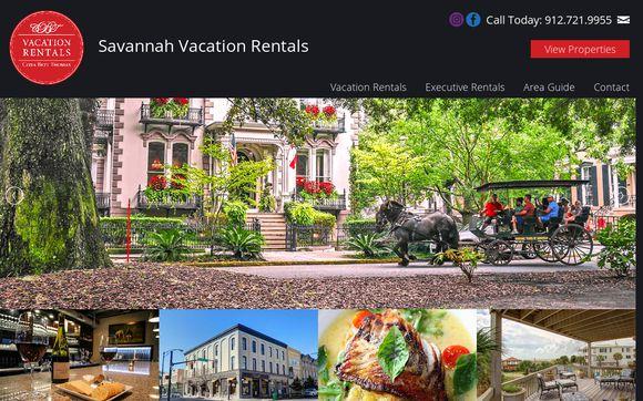 Cora Bett Thomas Vacation Rentals