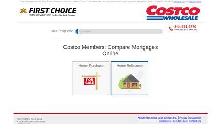 Costco Home Finance