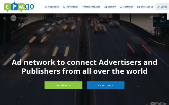 CPMGO Ad Network