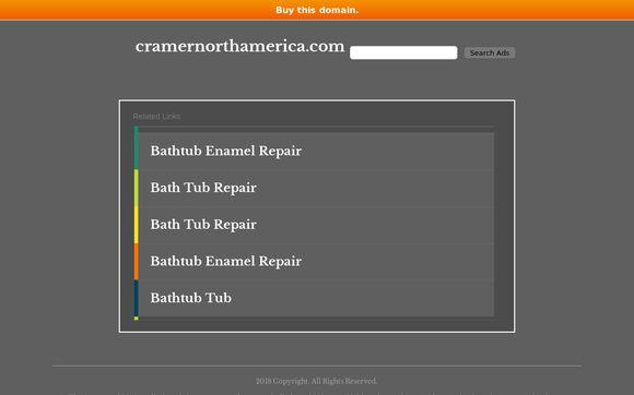 Cramernorthamerica.com