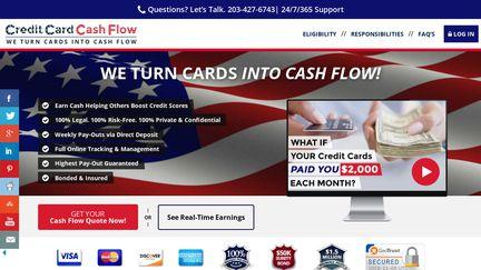 Credit Card Cash Flow