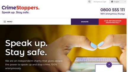 Crimestoppers UK