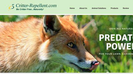 Critter Repellant