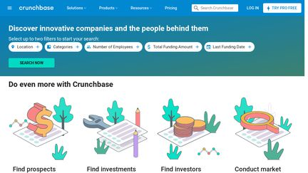 CrunchBase Venture Program