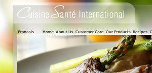 Cuisine Santé International