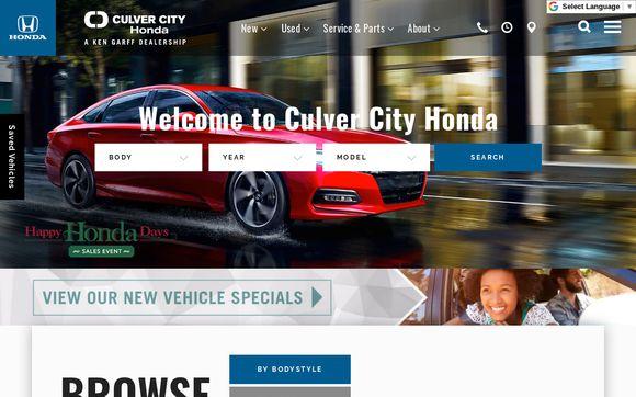 Culver City Honda