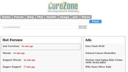 CureZone