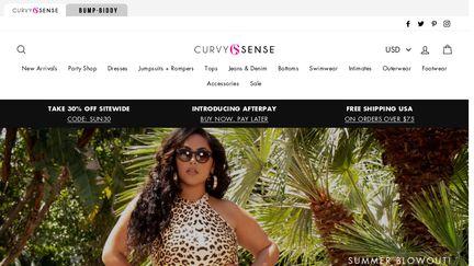 CurvySense