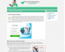 Customresearchpapers.biz