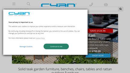 Cyan Teak Furniture