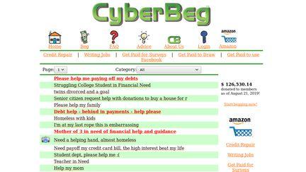 CyberBeg