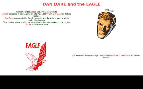 Dan Dare and the Eagle