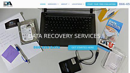 Data Analyzers Data Recovery