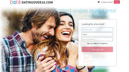 DatingOver18.com