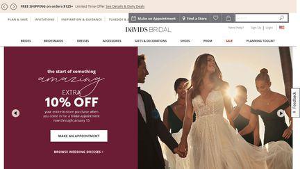 david s bridal reviews 173 reviews of davidsbridal com sitejabber
