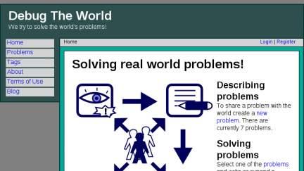 Debug-the-world.org