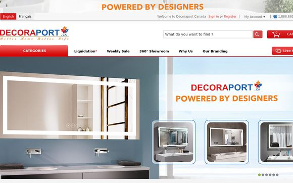 DecoraPort.ca
