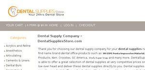 DentalSuppliesStore