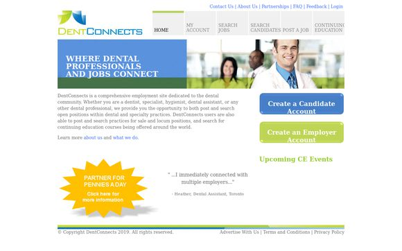 DentConnects