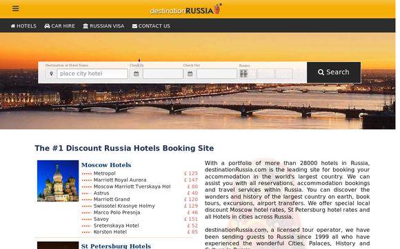 DestinationRussia