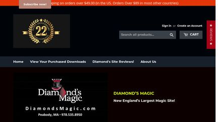 Diamond's Magic