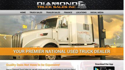 Diamond Truck Sales >> Diamondtrucksalesinc Reviews 1 Review Of