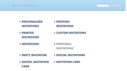 DigitalInvitations