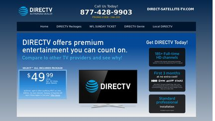 DirectTelevisionPackages