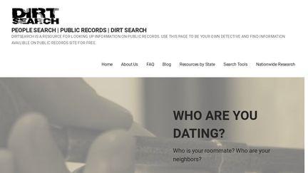DirtSearch.org