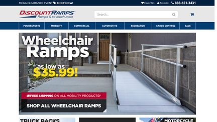 DiscountRamps
