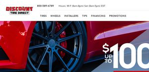 Discount Tire Direct >> Discount Tire Direct Reviews 1 Review Of Discounttiredirect Com