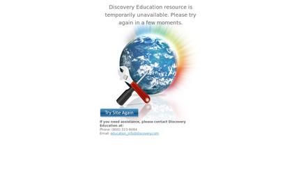 Discoverylake.discoveryeducation.com