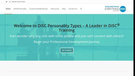 DiSC Workshops