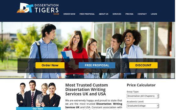 Dissertation Tigers