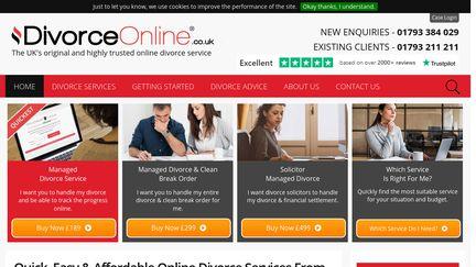 Divorce Online
