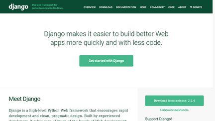 DjangoProject