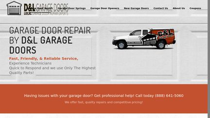 D&L Garage Door Repair