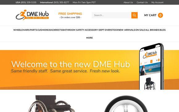 DMEhub.net
