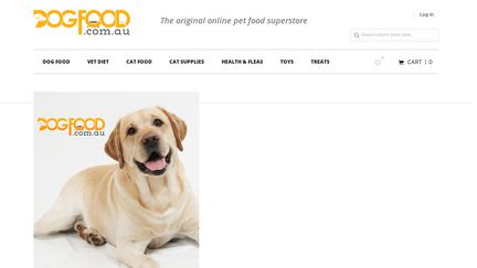 DogFood.com.au