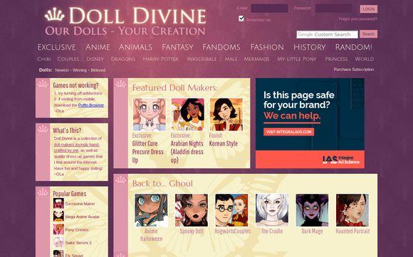 DollDivine