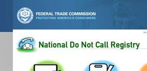 National Do Not Call Registery