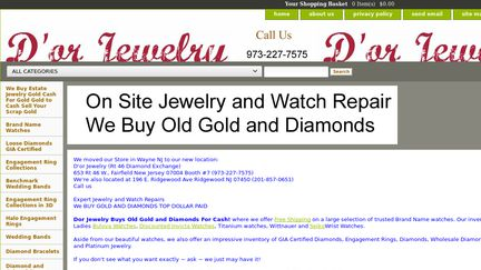 D'or Jewelry