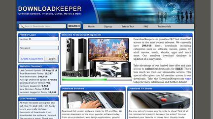 Downloadkeeper