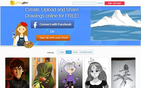 DrawHive