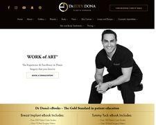Dr. Eddy Dona