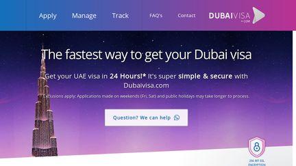 Dubaivisa