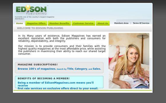 Edison Publishing