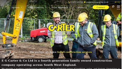 EGCarter.co.uk