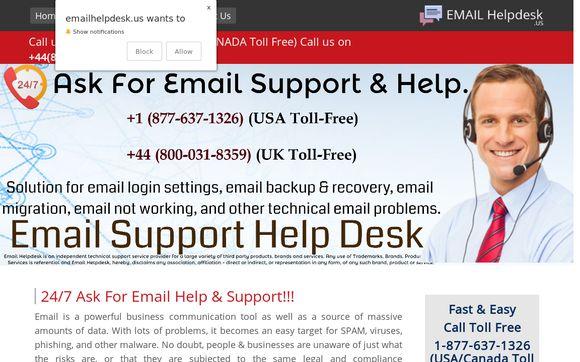 EmailHelpDesk.us