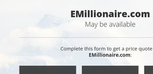 eMillionaire